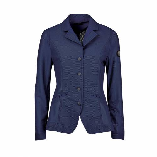 Dublin Hanna Mesh Tailored Jacket - Navy