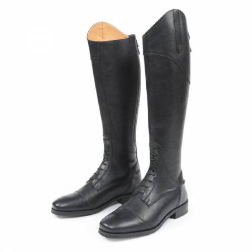 Shires Moretta Pietra Riding Boots - Black