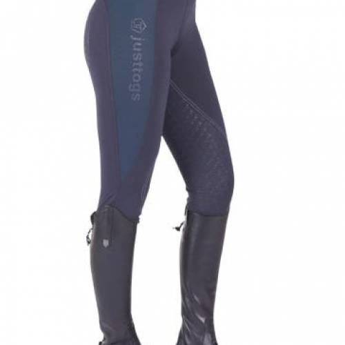 Just Togs Riding Tights - Navy