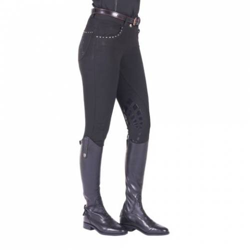 Just Togs Glitz Breech - Black