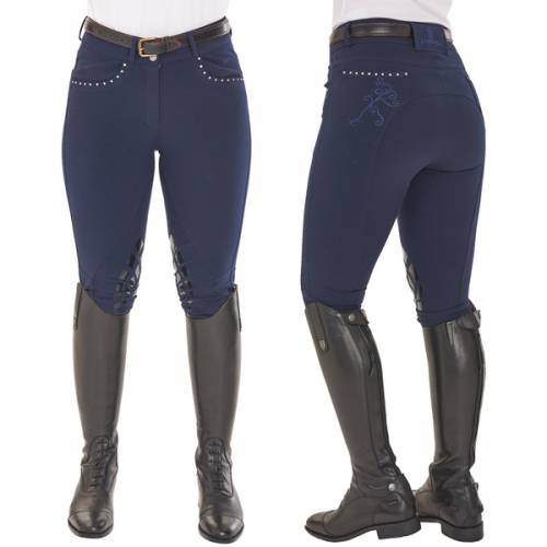 Just Togs Glitz Breech - Navy