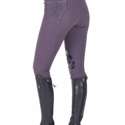 Just Togs Glitz Breech - Grey