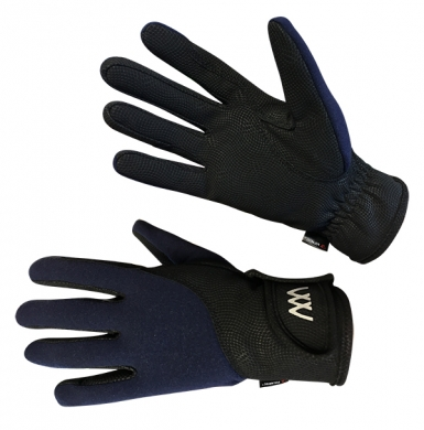 Woof Wear Precision Thermal Gloves - Navy