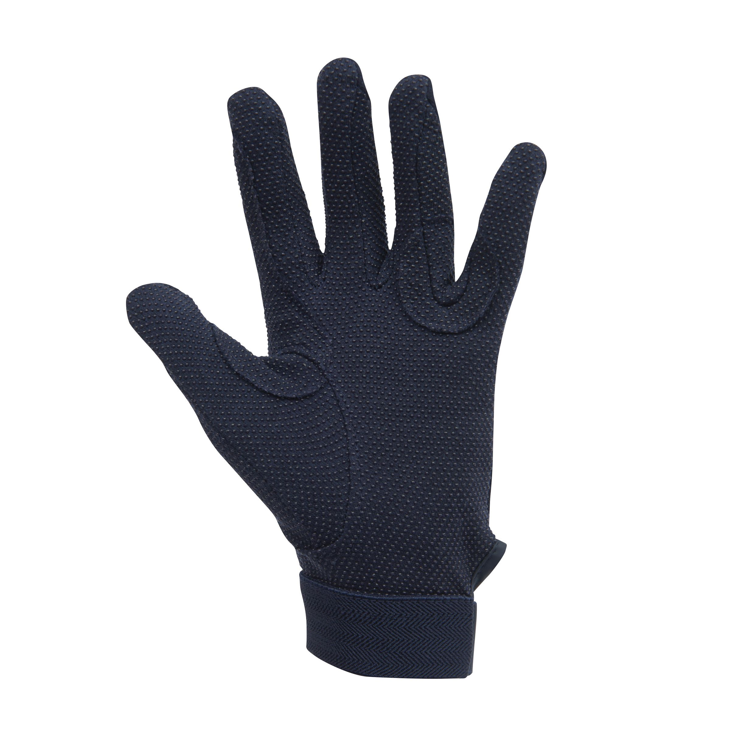 Dublin Track Riding Gloves - Navy