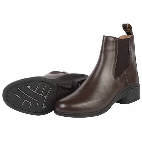 Dublin Altitude Childs Jodphur Boots - Brown