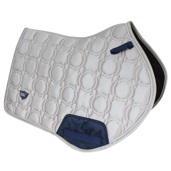 Woof Wear Vision Close Contact Saddlepad - Champagne