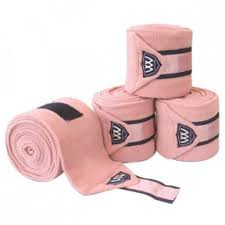 Woof Wear Vision Polo Bandages - Rose Gold