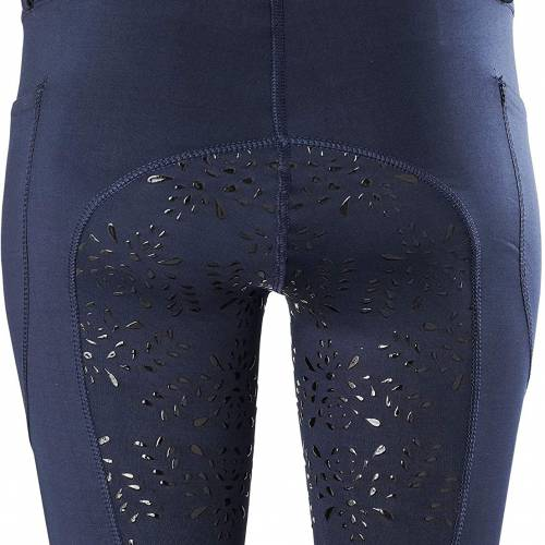 Legacy Products Ladies Riding Tights - Navy image