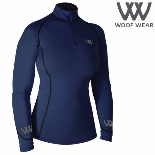 Woof Wear Base Layer - Navy