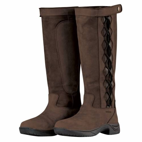 Dublin Pinnacle 11 Country Boots - Chocolate  image