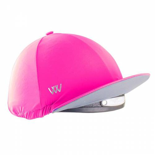 Woof Wear Convertible Hat Silk - Berry