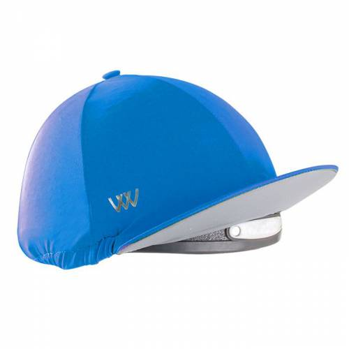 Woof Wear Convertible Hat Silk - Electric Blue