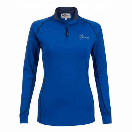 LeMieux Base Layer - Benetton Blue