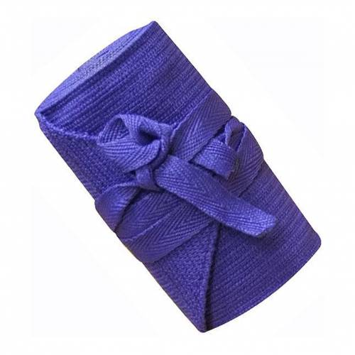 Roma Elastic Tail Bandage - Purple