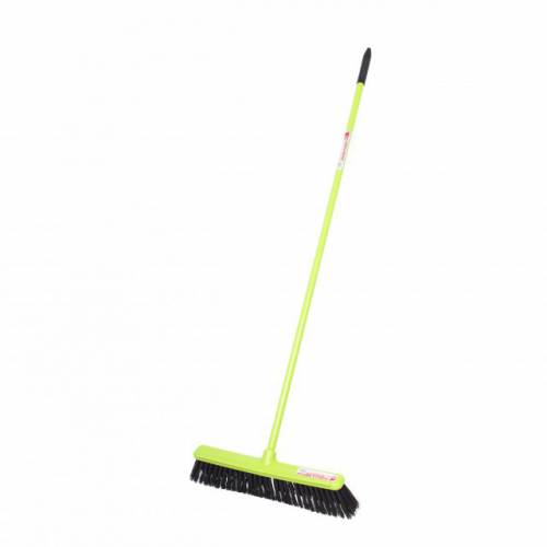 Red Gorilla Complete Broom - Lime Green