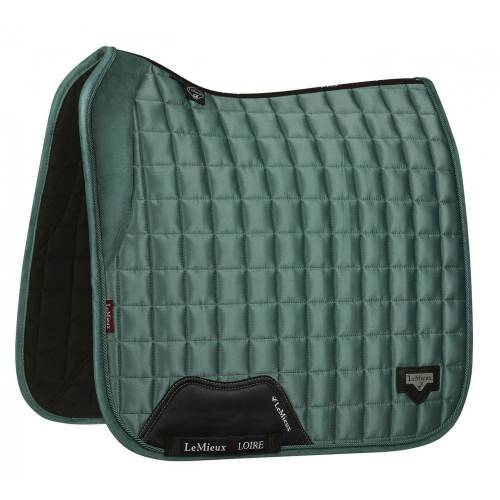 LeMieux Loire With Memory Foam Dressage Square - Sage