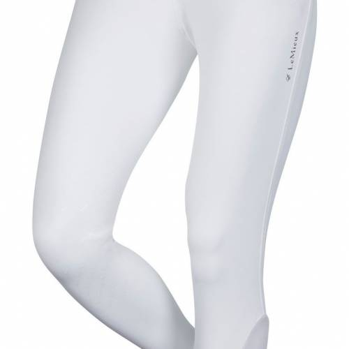LeMieux Dynamique Breeches - White * PRE ORDER NOW *