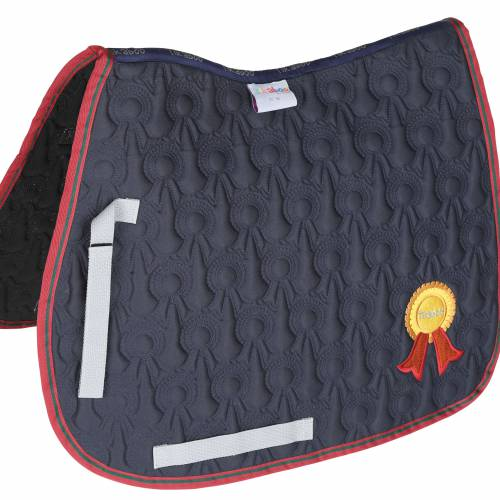 Shires Tikaboo Saddlepad - Navy *PRE ORDER NOW *