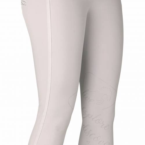 Shires Aubrion Queensway Breeches - White