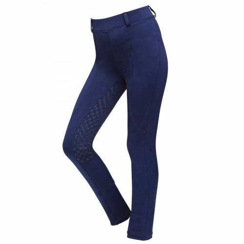 Dublin Performance Cool-It Childs Riding Tights - Navy