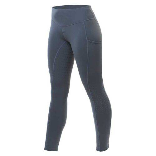 Equetech Revolution Riding Tights - Blue Slate