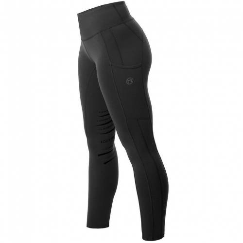 Equetech Inspire Riding Tights - Black