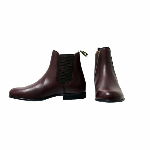 Supreme Products Oxblood Jodphur Boots