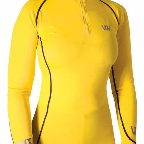 Woof Wear Base Layer - Sunshine Yellow
