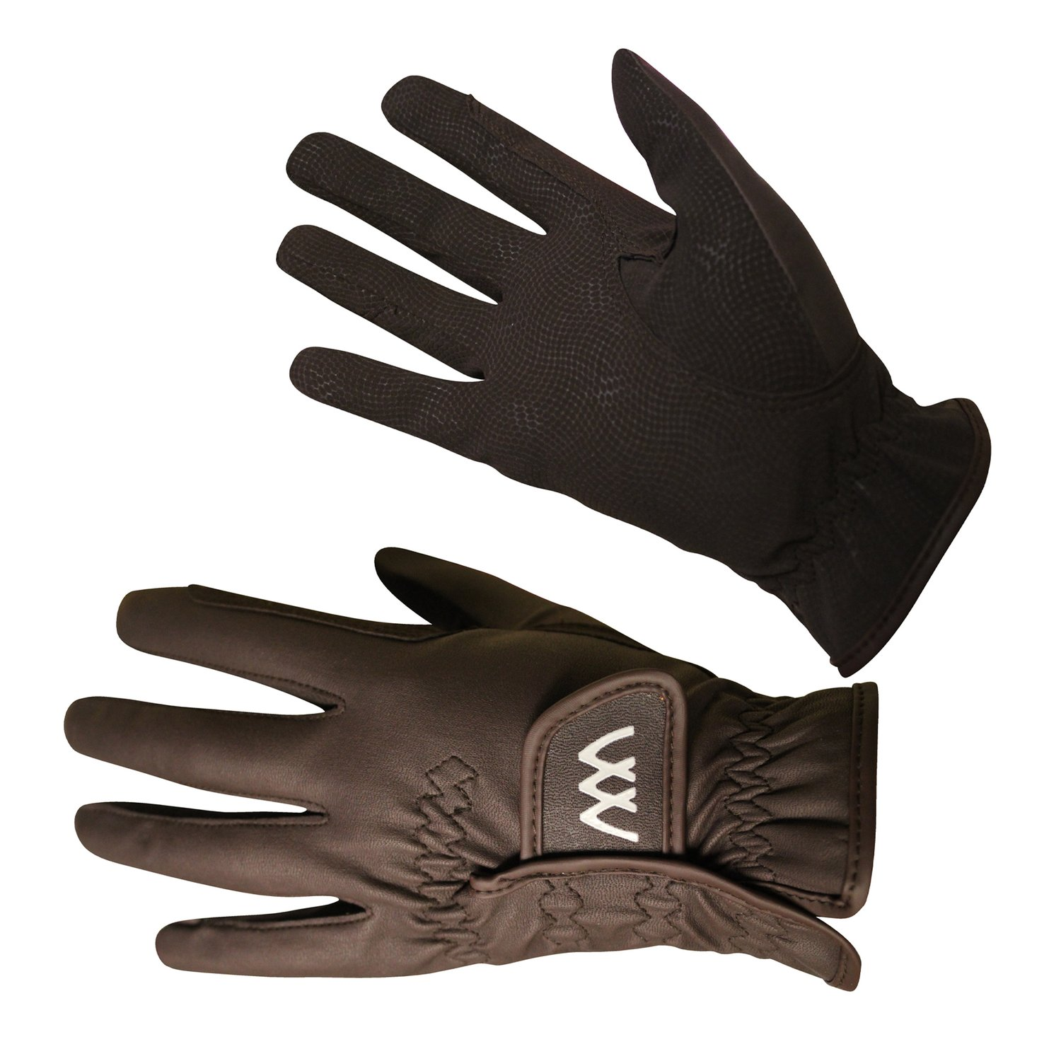 Woof Wear Competition Gloves - Brown