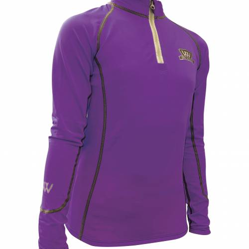 Woof Wear Young Riders Base Layer - Ultra Violet