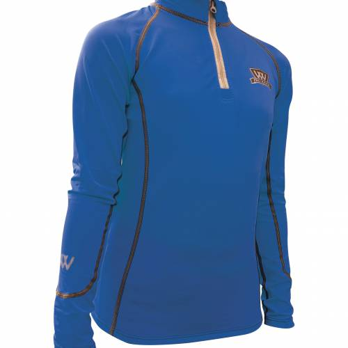 Woof Wear Young Riders Base Layer - Electric Blue