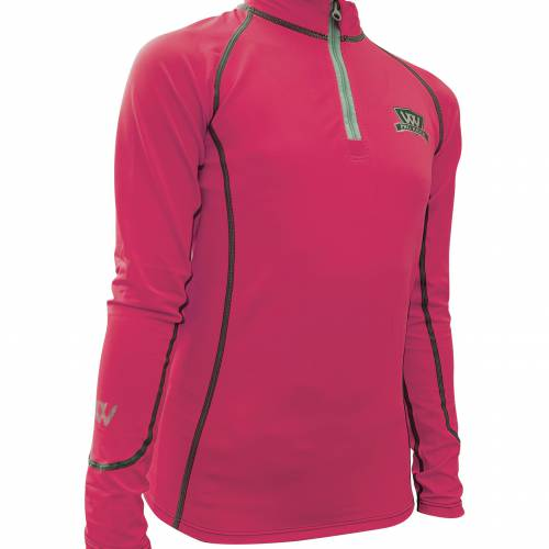 Woof Wear Young Riders Base Layer - Berry