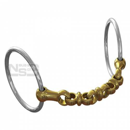 Salox Waterford snaffle