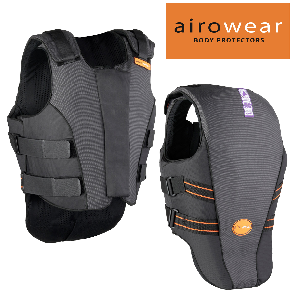 Airowear Outlyne Body Protector - Mens