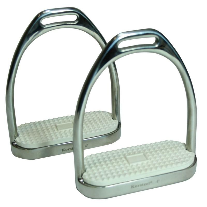 Korsteel Knife Edge Stirrup Irons