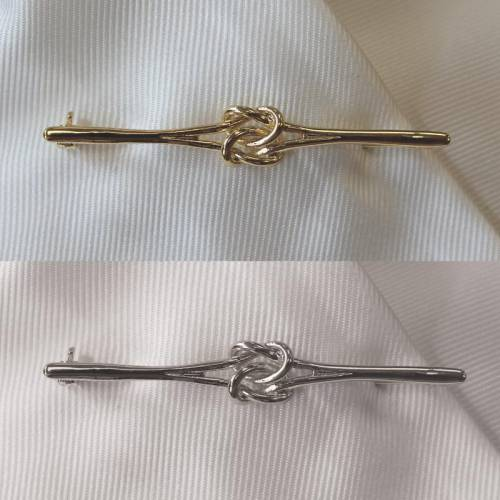 Knot Stock Pin