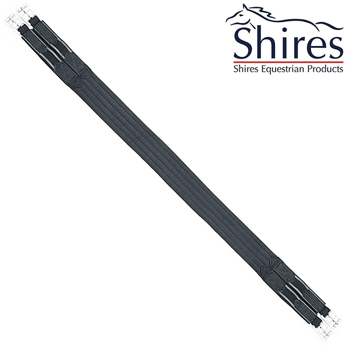 Shires Burghley Elasticated Girth