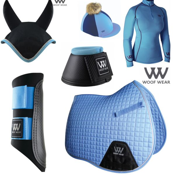 !!! SALE !!! Woof Wear GP Set - Powder Blue