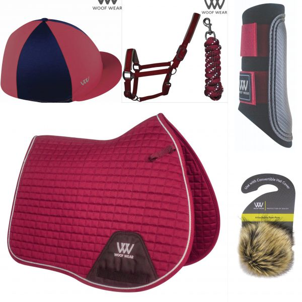 Woof Wear Pony Set - Shiraz