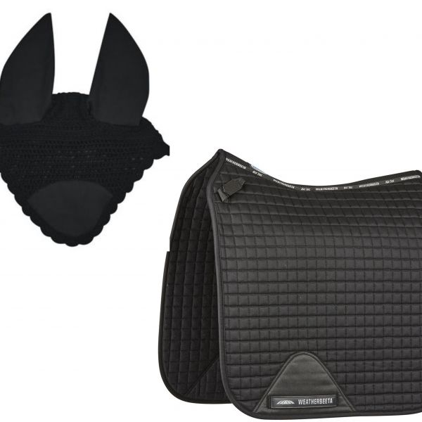 Weatherbeeta Prime Dressage Set - Black