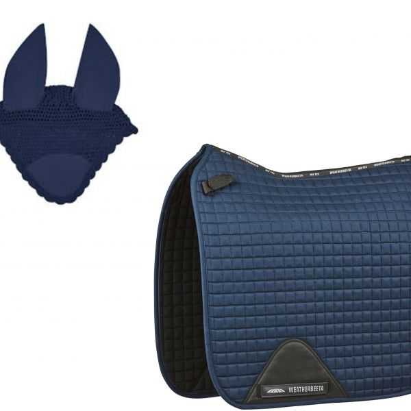 Weatherbeeta Prime Dressage Set - Navy