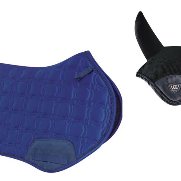 Woof Wear Vision Close Contact Set - Navy