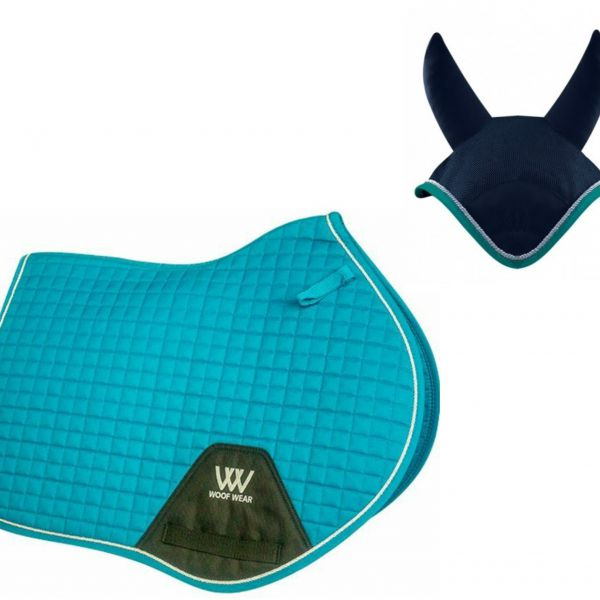 Woof Wear CC Set - Turquoise