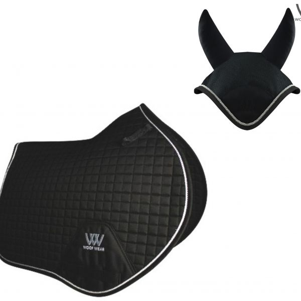 Woof Wear CC Set - Black
