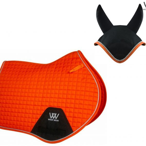 Woof Wear CC Set - Orange