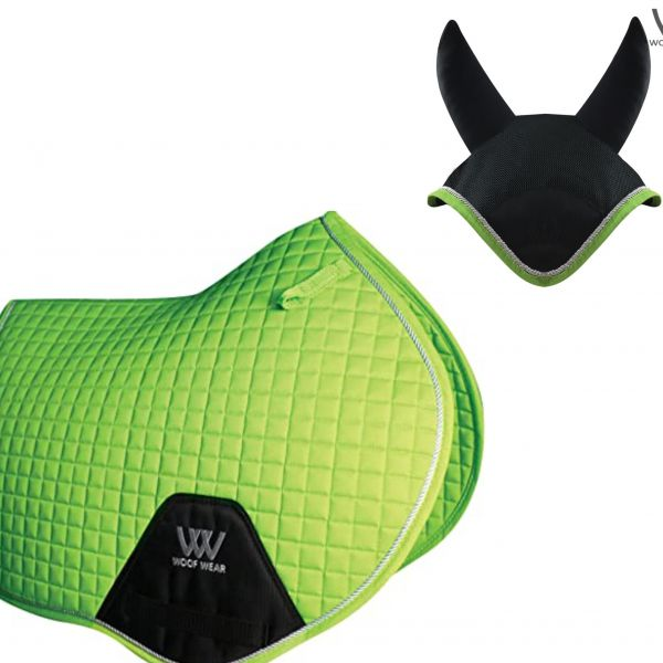 Woof Wear CC Set - Lime
