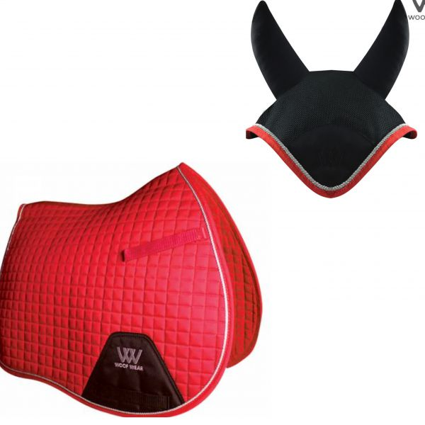 Woof Wear GP Set - Royal Red