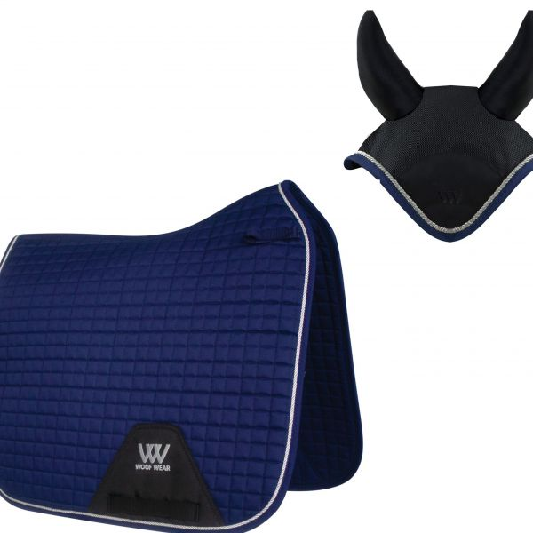 Woof Wear Dressage Set - Navy