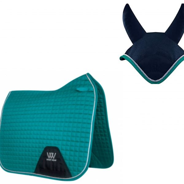 Woof Wear Dressage Set - Ocean