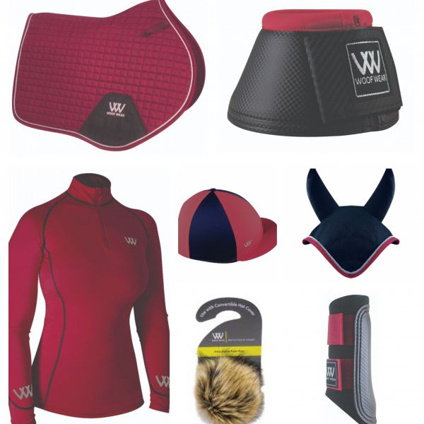 Woof Wear CC Set - Shiraz
